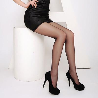 MIT台灣製造奈莉歐高彈性無痕20D全透明黑色絲襪/褲襪 (4.9折)