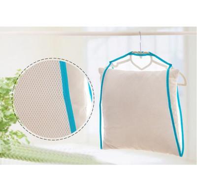 【JK SHOP】晾曬網套 網袋 曬衣網 固定曬枕 枕頭網套 (E130) (2.2折)