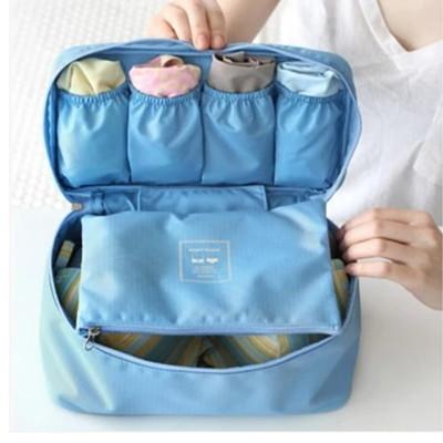 【JK SHOP】新二代內衣收納包 盥洗包(E1) (1折)
