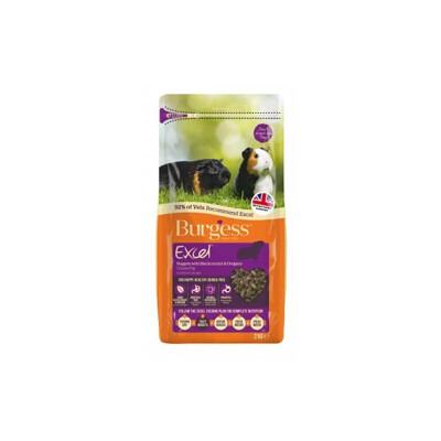 Burgess英國伯爵鼠飼料-天竺鼠(黑莓&奧勒岡葉)2kg(80670036 (7.8折)