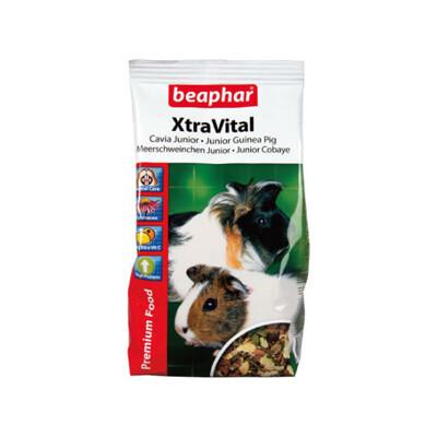 [2包組]beaphar樂透-超級活力天竺鼠飼料2.5kg(80280125-2 (8.2折)