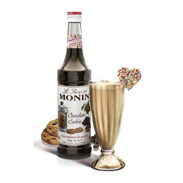 二罐組monin糖漿-巧克力餅乾700ml(84170048-2