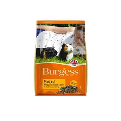 Burgess英國伯爵-天竺鼠飼料 2KG(80321691 (7.3折)