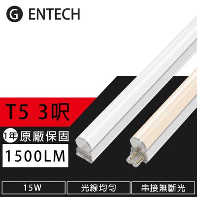 T5 LED燈管 3尺 14W層板燈 串接燈 支架燈 (不含串接線) (4.5折)