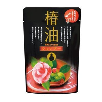 【日本 椿油山茶花】洗髮精/潤髮乳/沐浴乳 補充包 (5折)