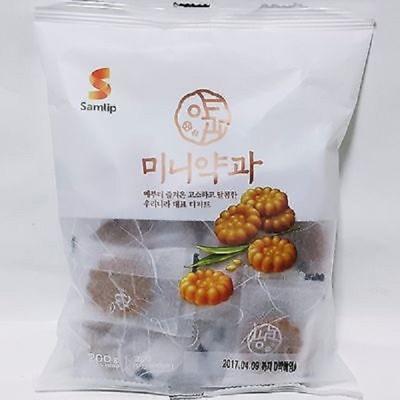 【韓國Samilp】蜂蜜和果子 (5.6折)