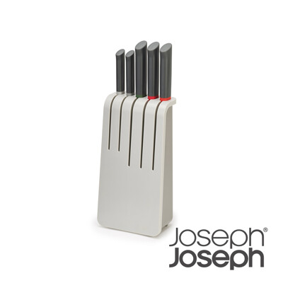 joseph joseph duo 好收納刀具組(五入) (9折)