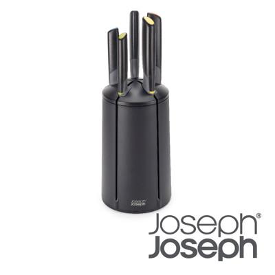 joseph joseph 好收納不沾桌不鏽鋼刀具組(五入) (9折)