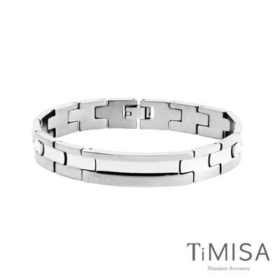 timisa 純鈦飾品原始晶燦 純鈦鍺手鍊 (8.8折)