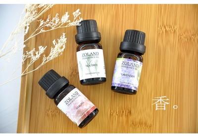 進口水溶性精油 8款 香氛香薰精油 10ml 加濕器 香氛擴香 香薰燈 (4.2折)