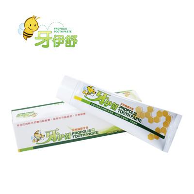 【即期20180803】牙伊舒天然蜂膠牙膏(120g) (3.5折)