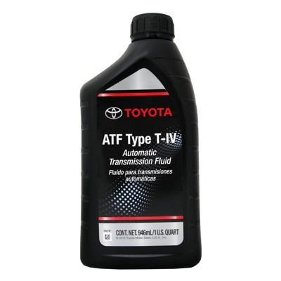 易油網toyota atf t-iv 4號自動變速箱油 原裝豐田 (10折)