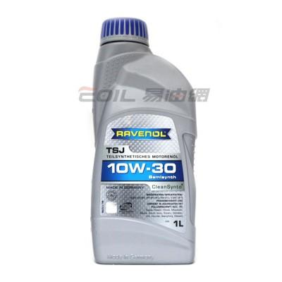 易油網ravenol tsj 10w30 合成機油 #24013 (10折)