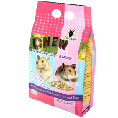 【Pet Village PV 綜合均衡全鼠類主食】  寵物鼠飼料 倉鼠主食 倉鼠飼料 倉鼠水果大餐 (7.7折)
