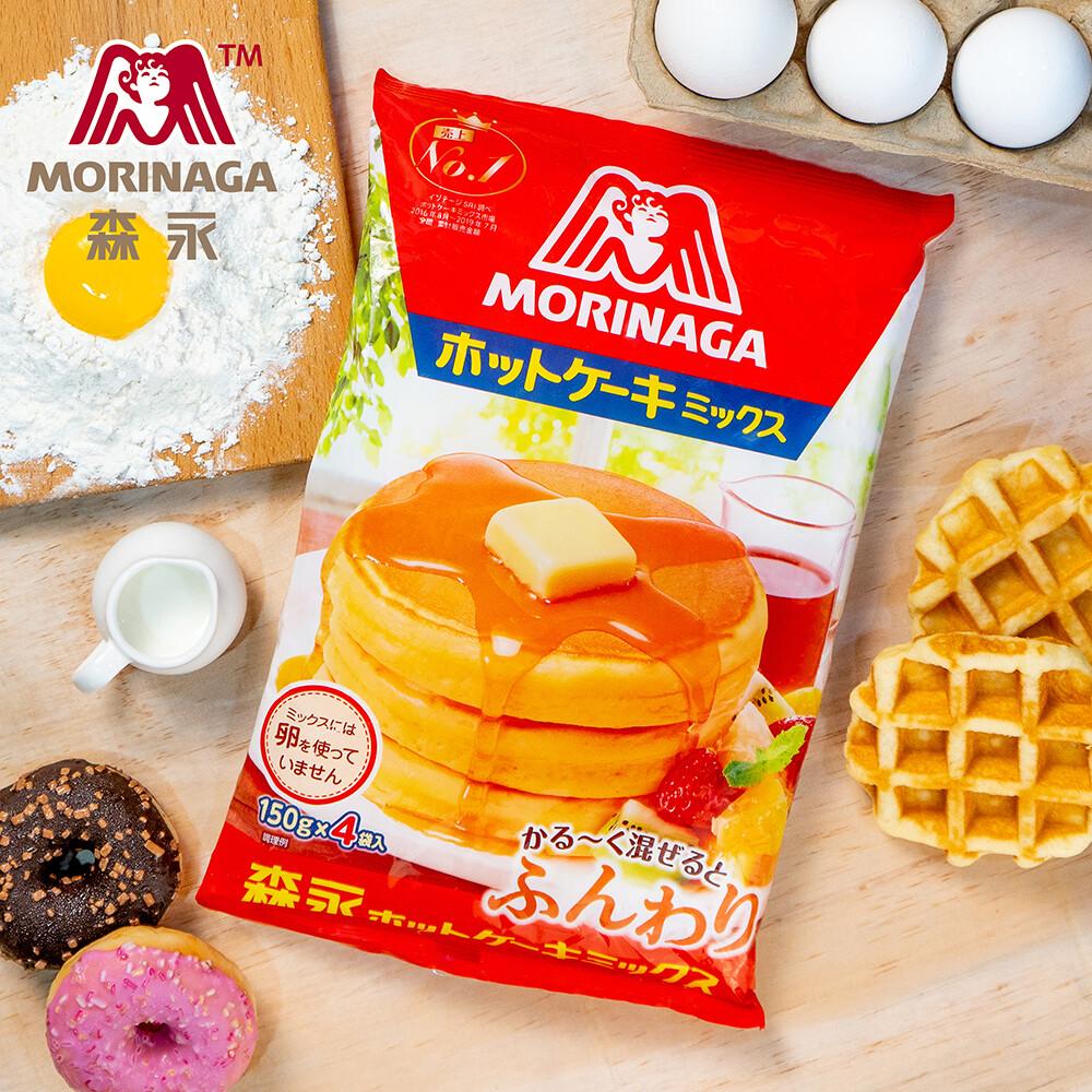 日本森永熱銷鬆餅粉