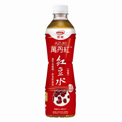 愛健-萬丹紅紅豆水/御白玉薏仁水/多酚黑豆水 (9.5折)