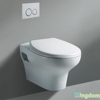 MRBEAR 名品衛浴 - 隱藏式水箱壁排省水馬桶 (5.1折)