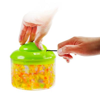 輕食料理免插電拉拉蔬果調理器/絞碎器 (6折)
