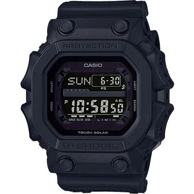 G-SHOCK 黑金鋼太陽能數位手錶-全黑(GX-56BB-1D) (9折)