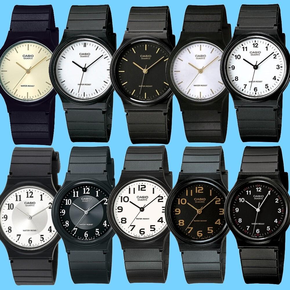 casio 卡西歐mq24 學生熱門經典必備手錶