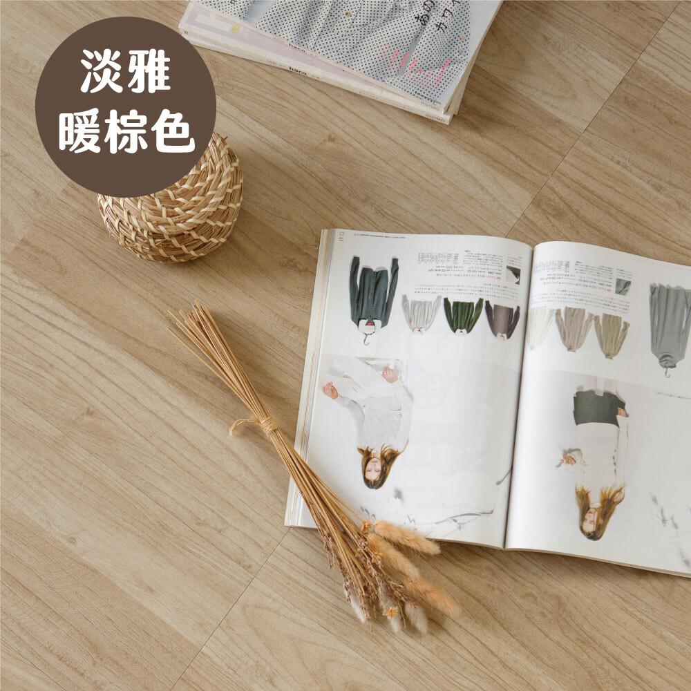 韓國崔勾防滑耐磨地板/地磚/木紋地板/4色/g0058