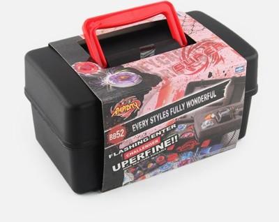 【戰鬥陀螺收納箱】外貿熱銷爆旋陀螺配件工具箱爆裂世代陀螺收納盒兒童玩 (7.7折)