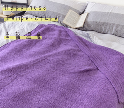 【EUPHORIA幸福小鎮】單人柔舒毯 (5.6折)