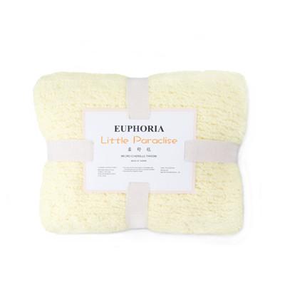 【EUPHORIA幸福小鎮】80X100嬰幼兒柔舒毯 (5.6折)
