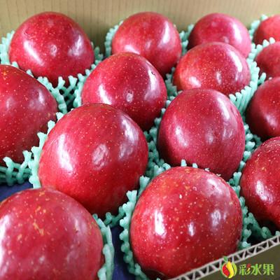 【彩水果】美國頂級富士蘋果 (6.8折)