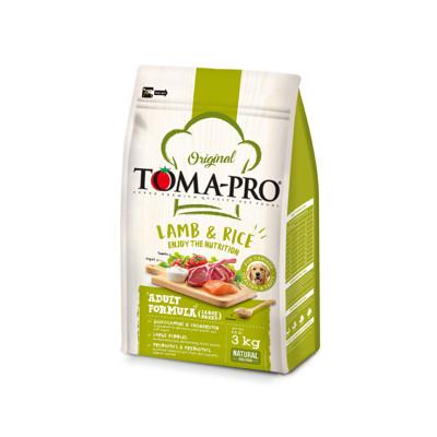 【TOMA-PRO 優格】成犬骨關節強化羊肉+米大顆粒飼料 / 乾糧-3公斤(3kg) (7.9折)