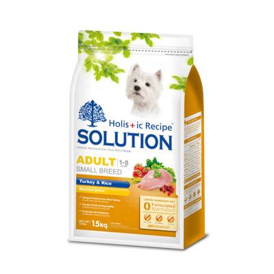 【SOLUTION耐吉斯】成犬火雞肉田園蔬菜-7.5公斤 (7.5折)