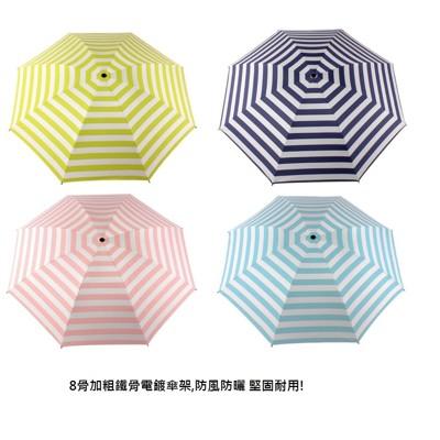 海軍紋大傘面反向自動摺疊晴雨傘 (2.8折)