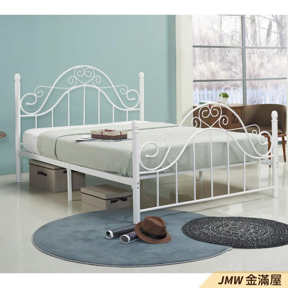 [免運]標準雙人5尺 床底 單人床架 高腳床組 抽屜收納 臥房床組金滿屋r090-2 -