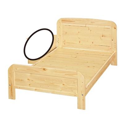 107cm床片式床架-c572-3床頭片 床頭櫃 床片 貓抓皮 鐵床架 貓抓布 【金滿屋】