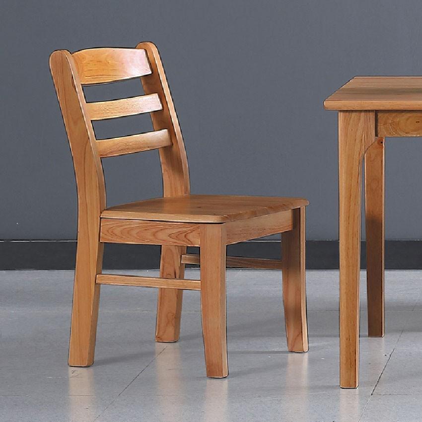 45cm木餐椅-e754-2餐椅 北歐工業風 書桌椅 長凳 實木椅 皮椅布椅 餐廳吧檯椅 會議椅金