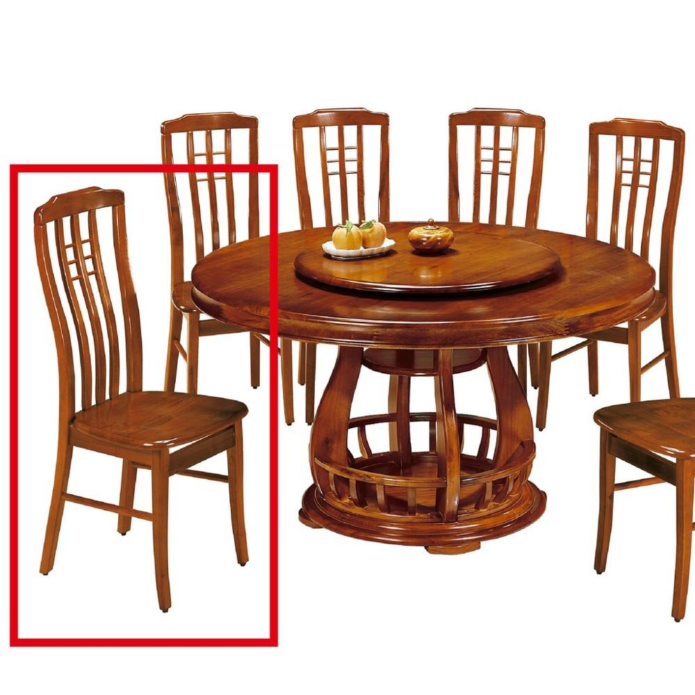43cm木餐椅-c813-2餐椅 北歐工業風 書桌椅 長凳 實木椅 皮椅布椅 餐廳吧檯椅 會議椅金