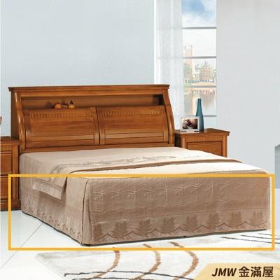 雙人加大6尺 床底 單人床架 高腳床組 臥房床組【金滿屋】G428-4 - (4.7折)