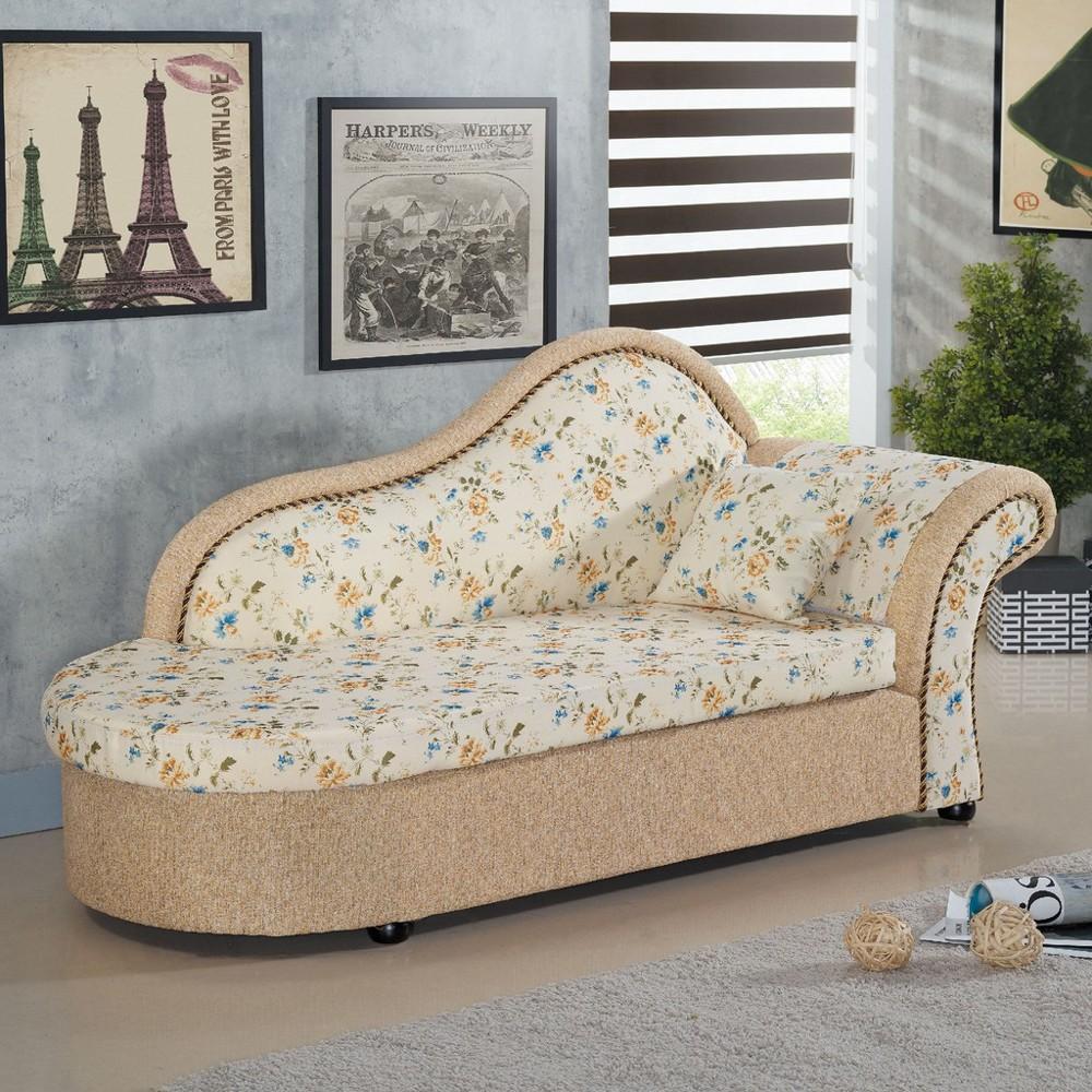173cm面右布貴妃椅-c664-4 l型沙發 貓抓皮 布沙發 沙發床 沙發椅 金滿屋