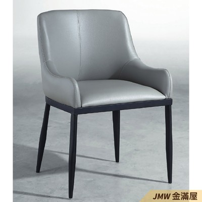 47cm 餐椅 北歐工業風 書桌椅 長凳 實木椅 皮椅布椅 餐廳吧檯椅 會議椅【金滿屋】G933-9 (5.2折)