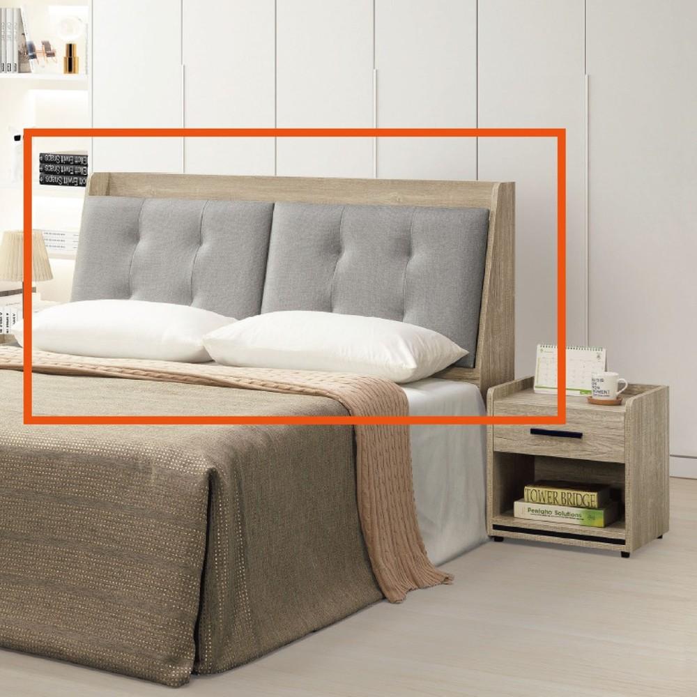 152cm床頭-k19-137床頭片 床頭櫃 單人床片 貓抓皮 亞麻布 貓抓布 金滿屋