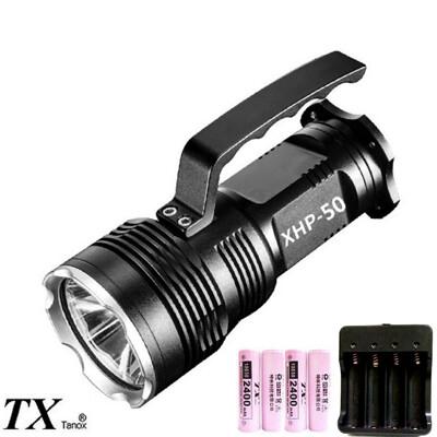 TX特林XHP50LED超強亮探照燈(T-2020S-P50) (7.7折)