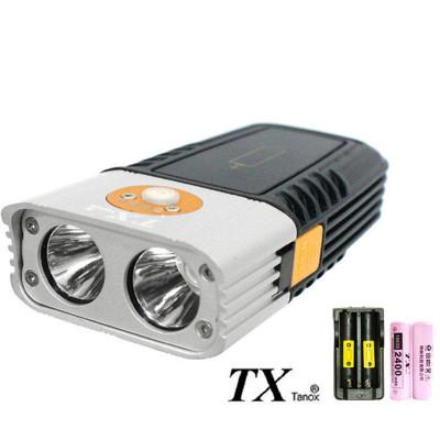 TX特林XPE LED 科技新款直充式腳踏車燈(T-BK35) (6.4折)