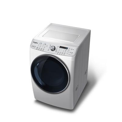 【Whirlpool惠而浦】13公斤洗脫烘滾筒洗衣機 WD13GW (8折)