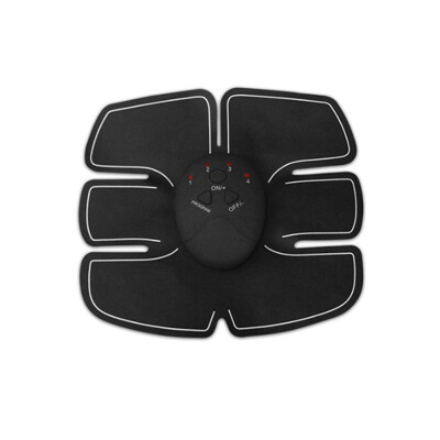 腹肌貼  單主機款 智能腹部貼健腹器 懶人運動訓練神器 瘦肚子六塊肌健腹貼片 健身器材 (3.2折)