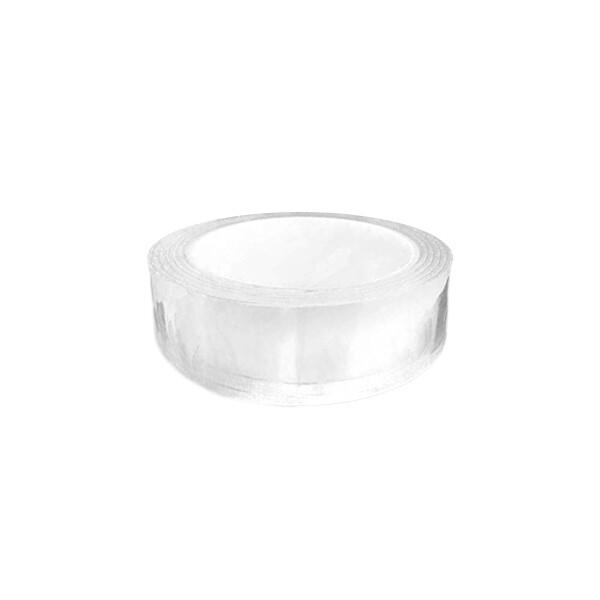 奈米萬能膠  厚款3cm1米   神奇不留痕膠帶 可水洗透明雙面膠帶 重複黏貼魔力貼 萬能膠墊