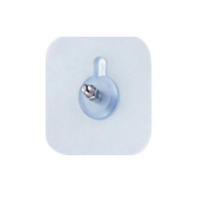 無痕螺絲貼大號居家免釘免鑽強力吸盤掛鉤架 無痕貼螺絲掛架 (1.1折)