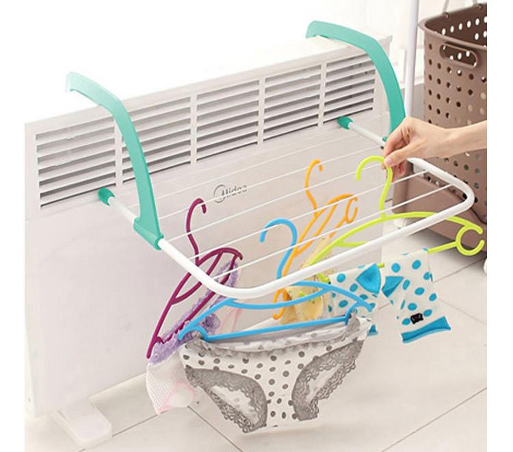 加大型摺疊簡便型多功能曬衣架
