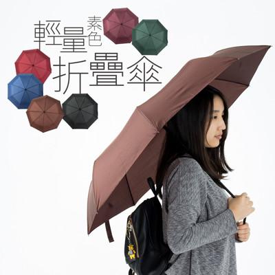 日式防風自動開折輕量傘 (2.8折)