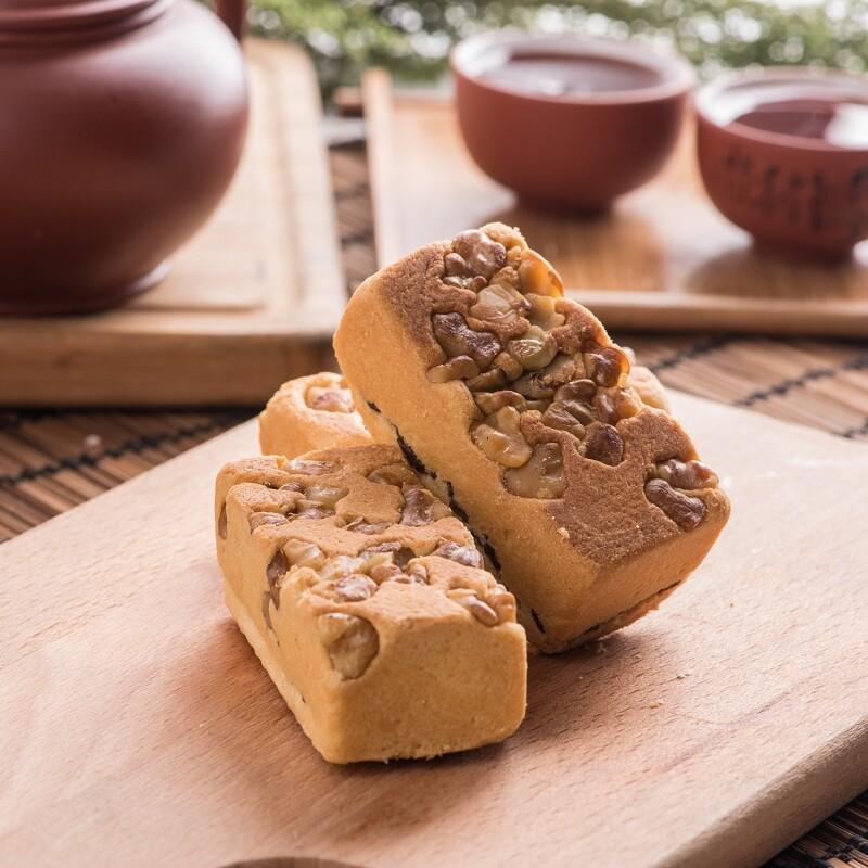 棗泥核桃酥&鳳梨酥手提禮盒(