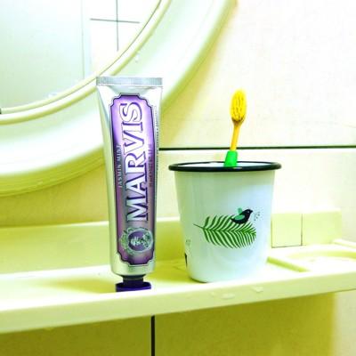 義大利Marvis紫色茉莉薄荷牙膏75ml(單支) (6折)
